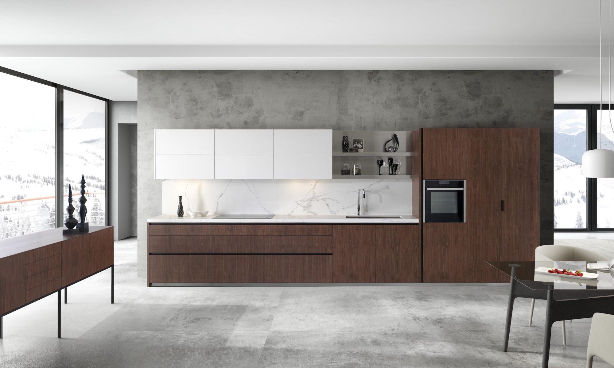 cocina diseño clasico vigo cole011