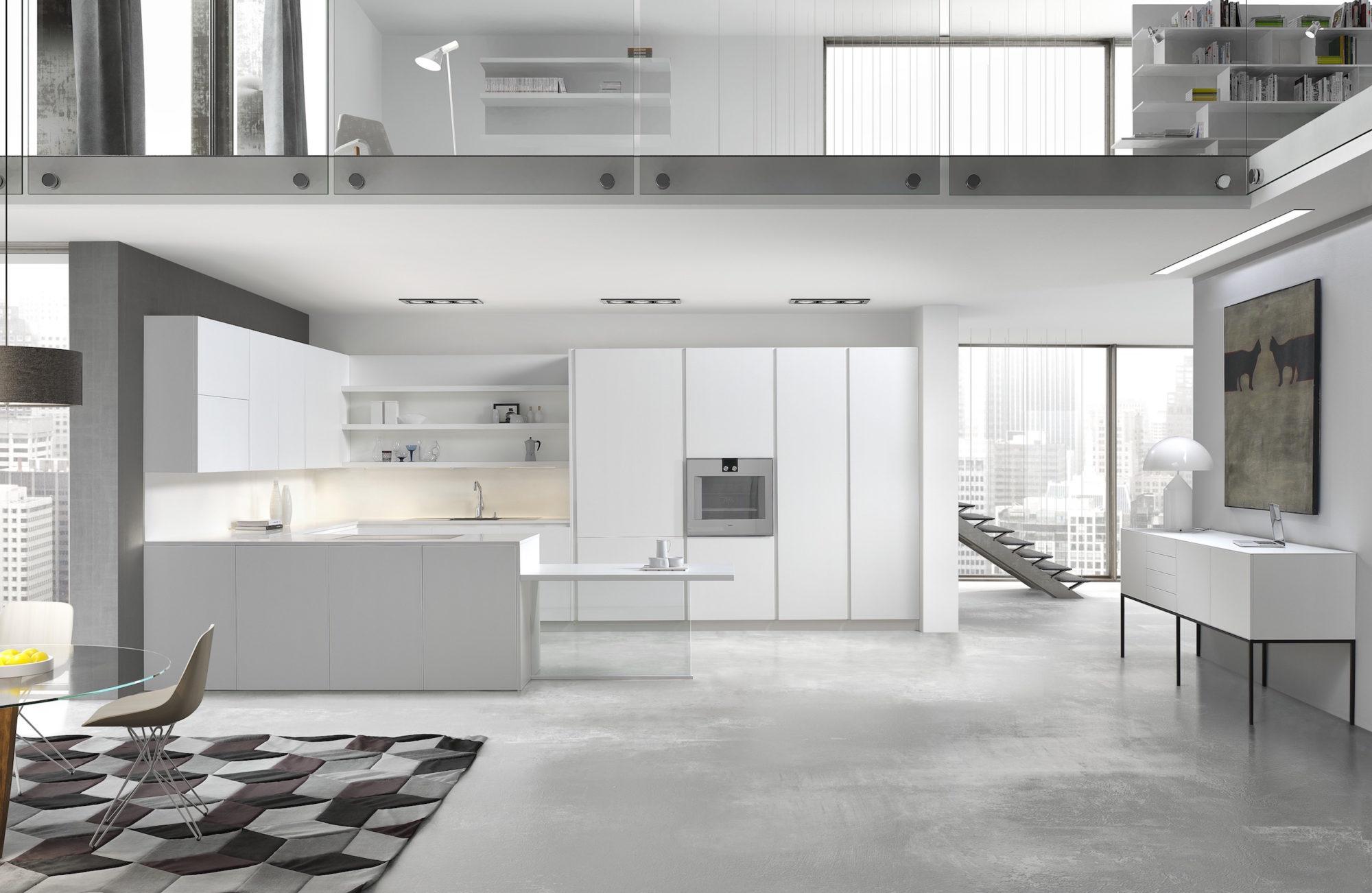 cocina integrada planta. baja